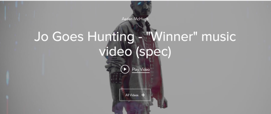 Music Video Jo Goes Hunting
